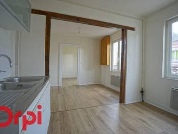 Appartement 3 pièces 51,59 m2