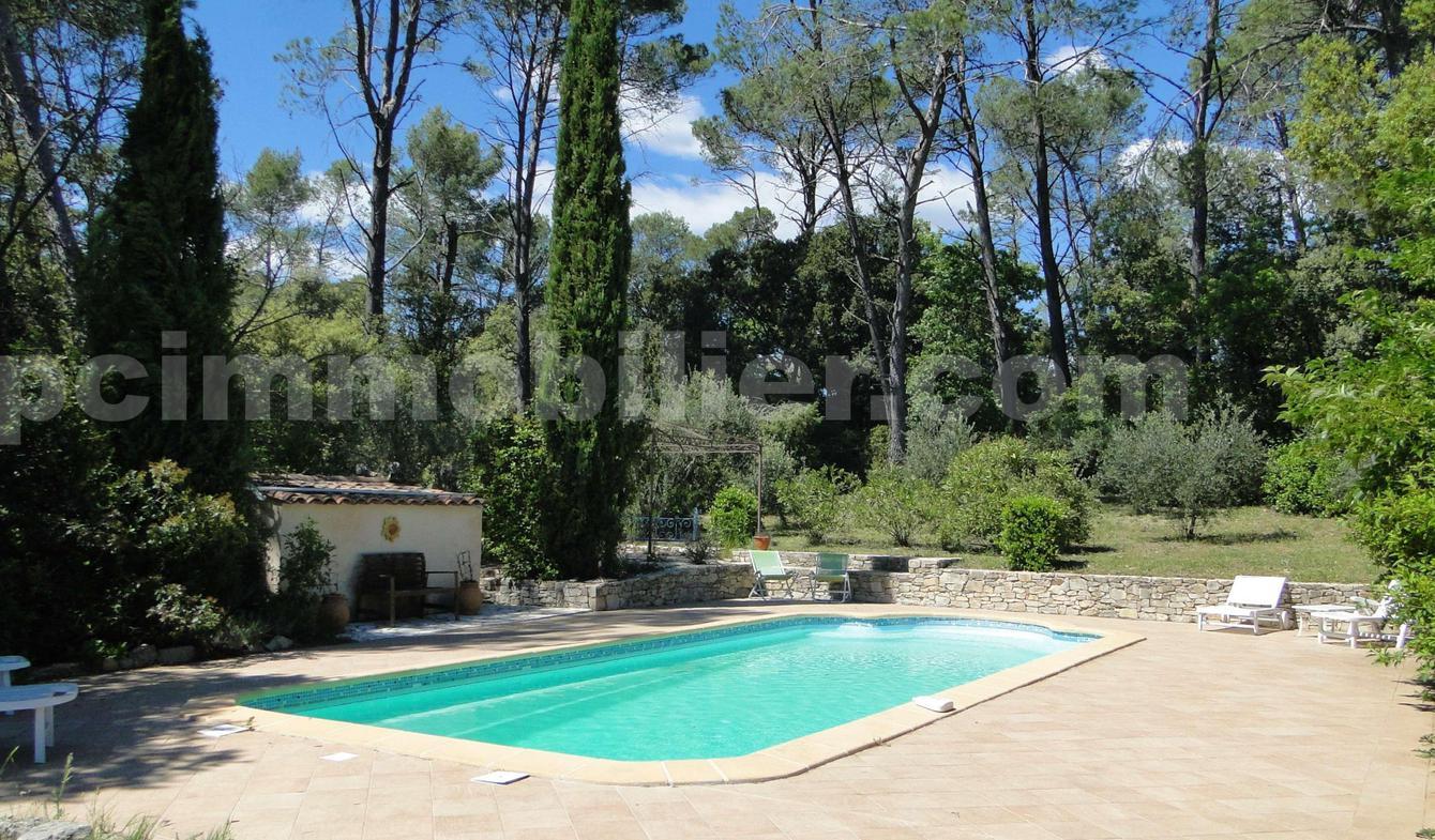 Maison avec piscine et terrasse Besse-sur-Issole