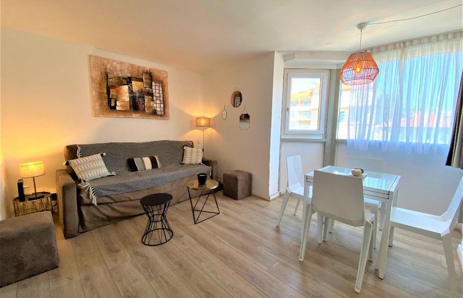 Vente appartement 3 pièces 47 m² à Cannes (06400), 259 000 €
