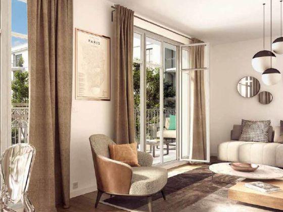 Vente appartement 4 pièces 87,85 m2