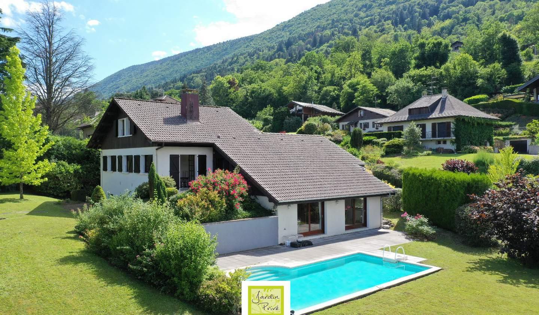 Villa avec piscine et terrasse Annecy