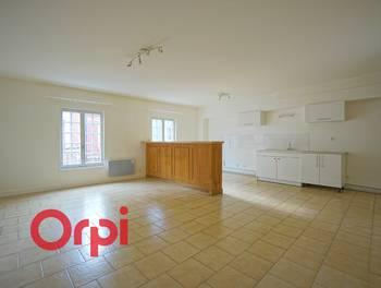 Appartement 3 pièces 63,57 m2