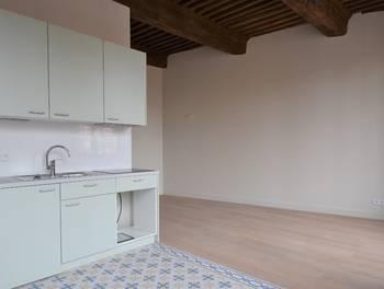 Appartement 2 pièces 52,63 m2