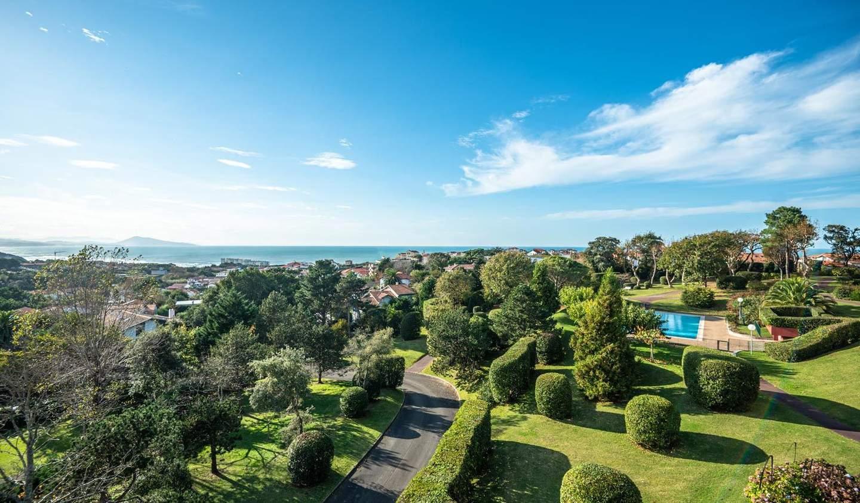 Appartement avec piscine Biarritz