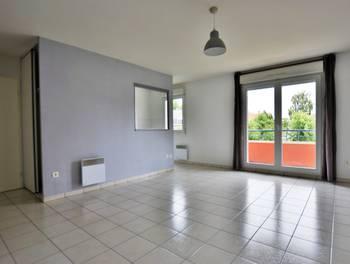 Appartement 2 pièces 51,42 m2
