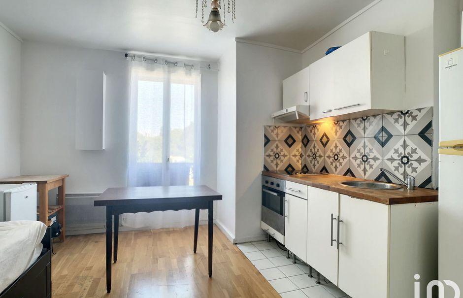 Vente appartement 2 pièces 33 m² à Villeneuve-Saint-Georges (94190), 110 000 €