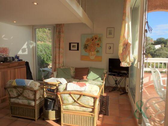 Vente appartement 3 pièces 55,6 m2