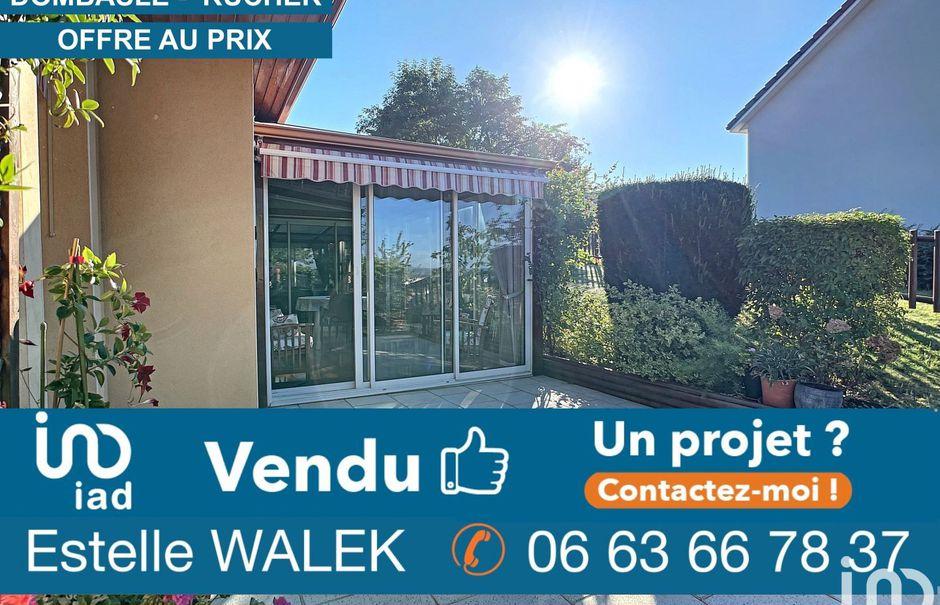 Vente maison 7 pièces 159 m² à Dombasle-sur-Meurthe (54110), 338 000 €