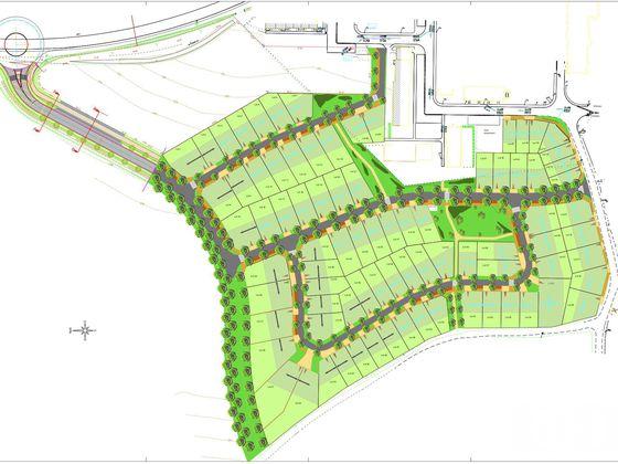 Vente terrain 270 m2