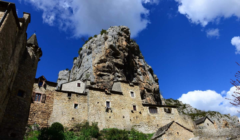 Castle Sainte-Enimie