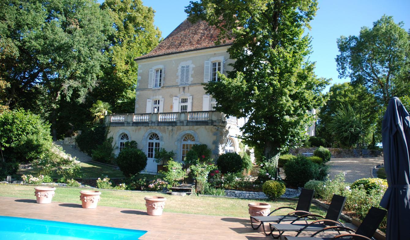 Château Issigeac