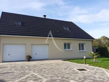 Maison 7 pièces 163,76 m2