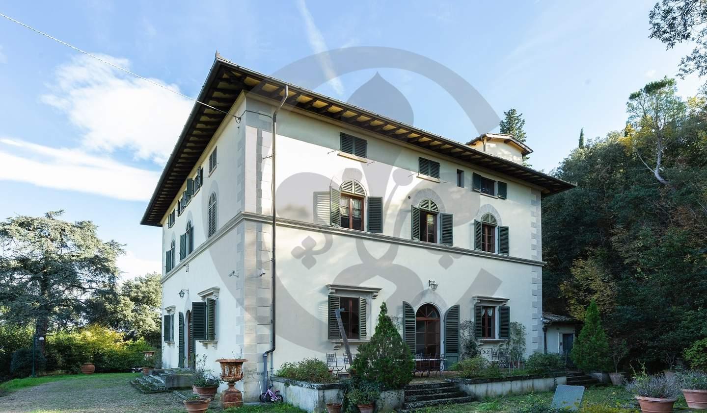 Villa with garden Impruneta