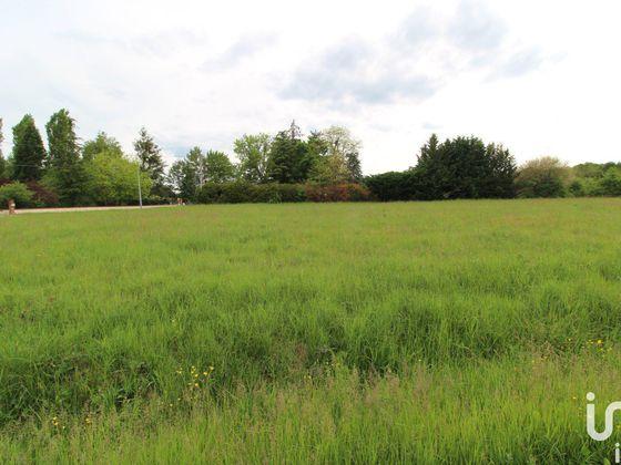 Vente terrain 1063 m2