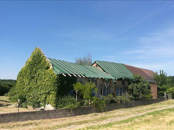 Vente maison 4 pièces 1556 m2