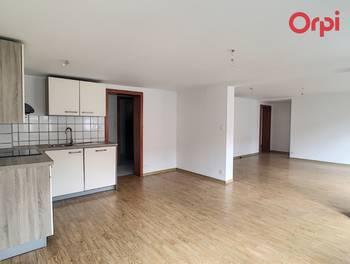 Appartement 3 pièces 74,49 m2