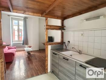 Appartement meublé 2 pièces 42,11 m2