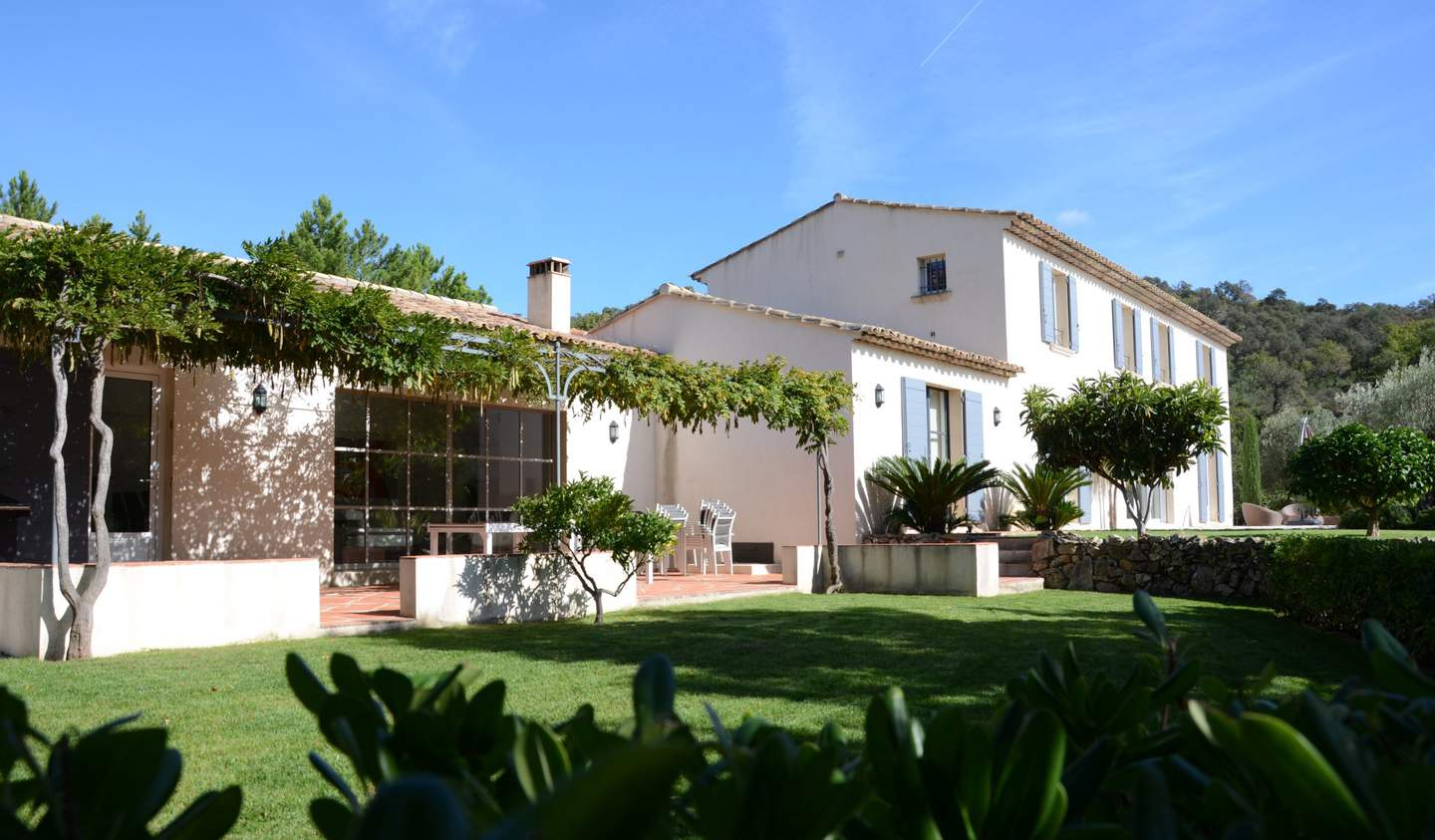Property with pool Grimaud