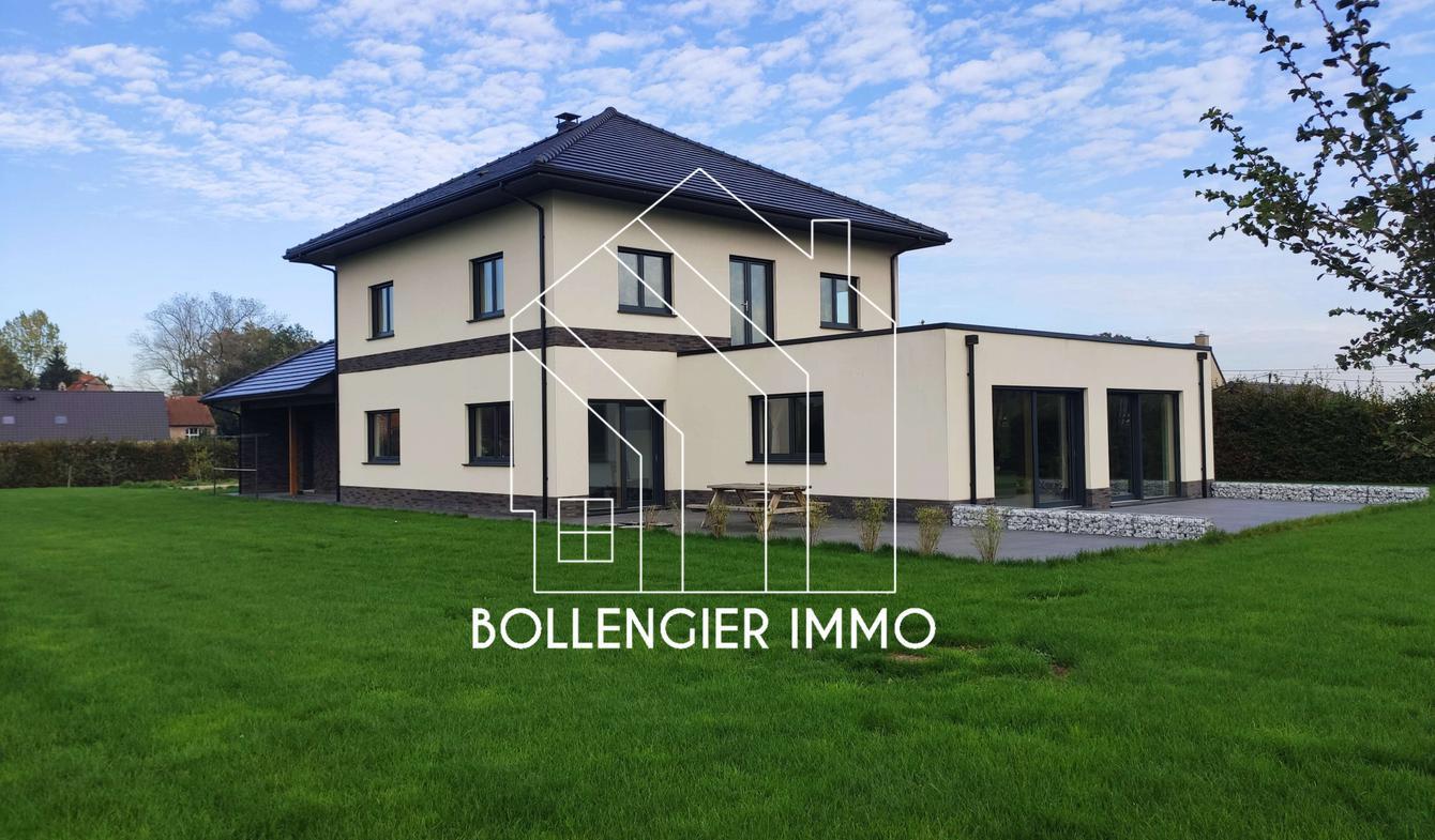 Maison avec terrasse Bollezeele