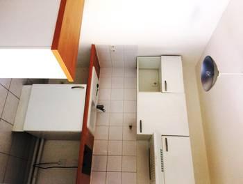 Appartement 2 pièces 37,93 m2