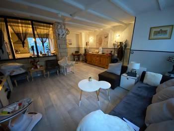 Maison 4 pièces 87,66 m2