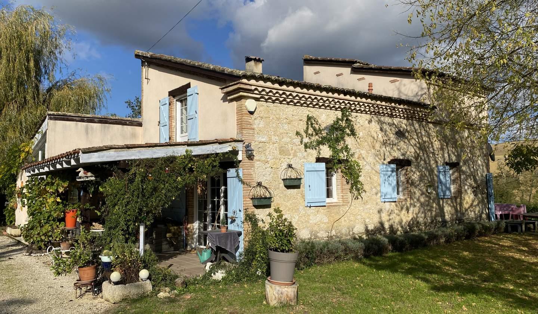 Maison avec piscine Saint-Clar