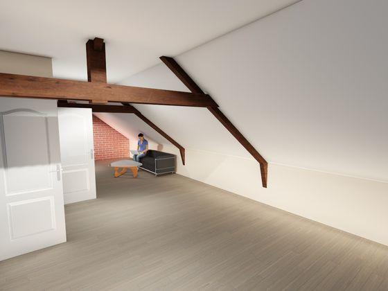 Vente studio 144 m2