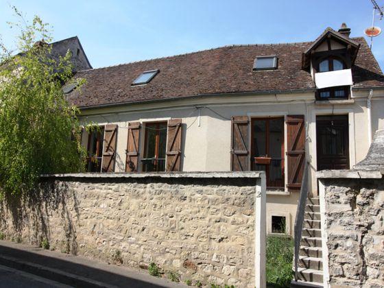 Vente Maison 4 Pieces 140 M 249 600 Seraincourt 95