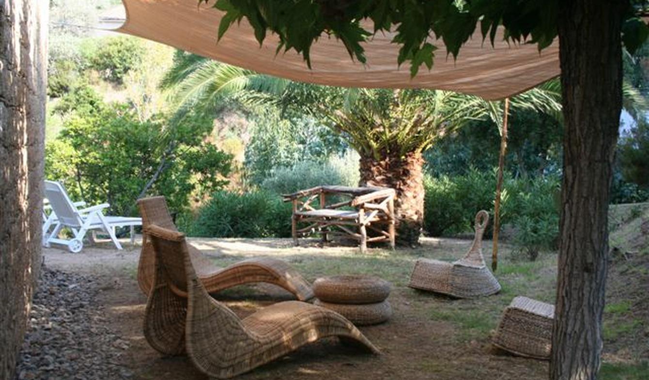 Maison en bord de mer avec jardin Coti-Chiavari
