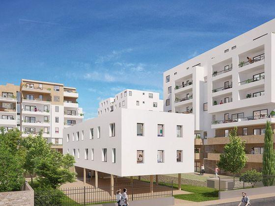 Vente appartement 2 pièces 38,55 m2
