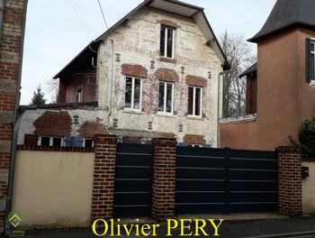 maison à Vervins (02)