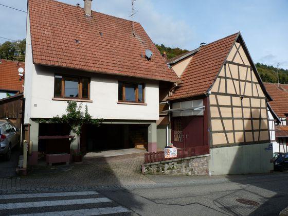 Vente maison 4 pièces 128,52 m2