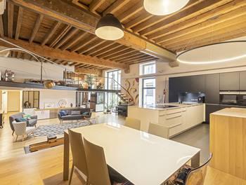 Appartement 5 pièces 214,33 m2