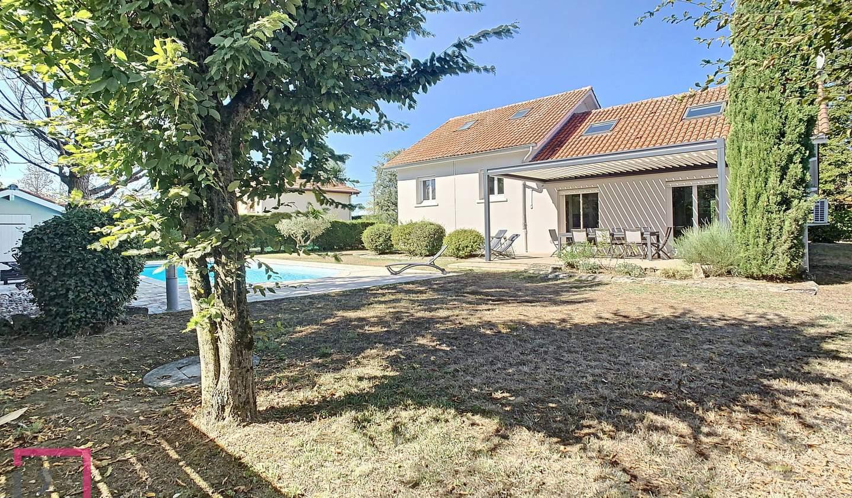 Maison avec piscine Beynost