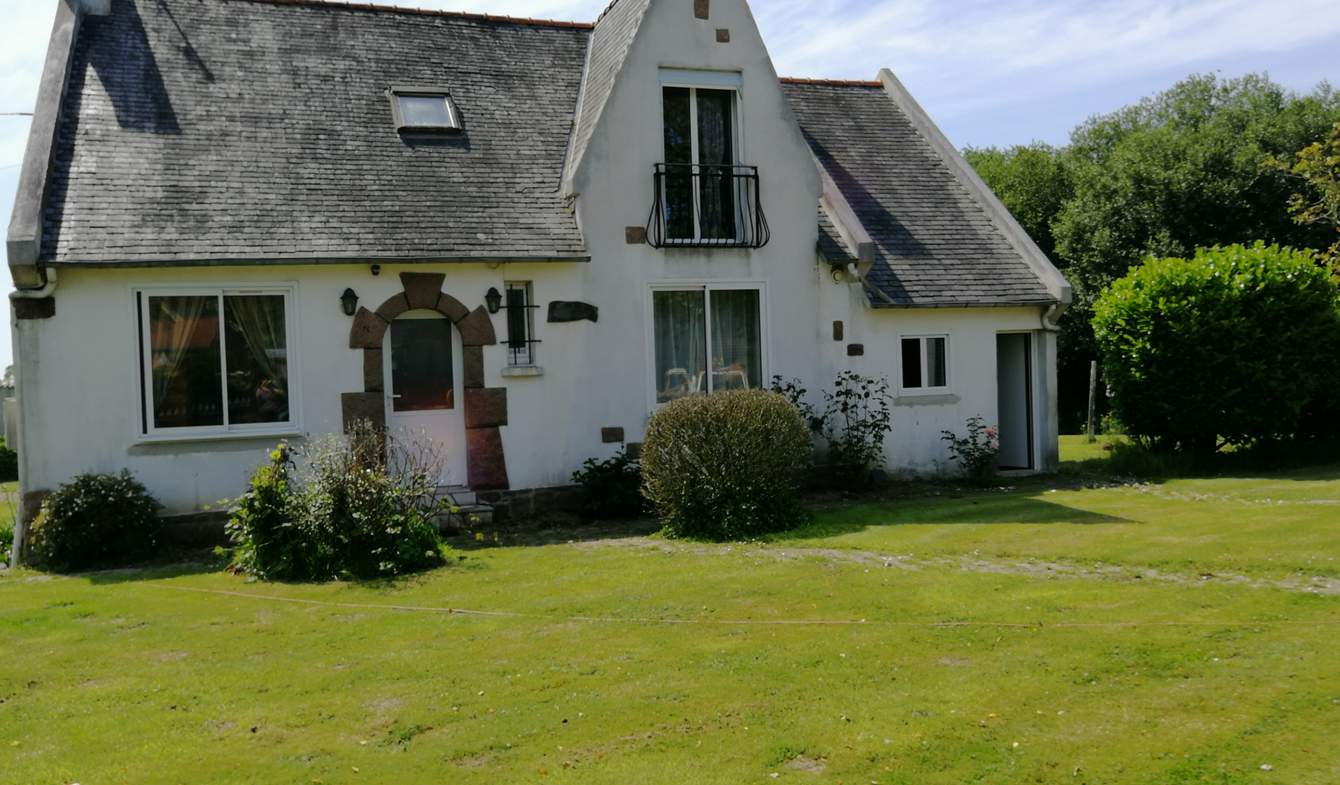 Maison avec terrasse Beg leguer servel