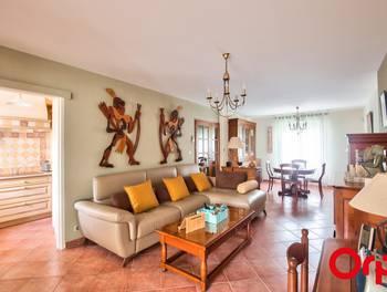 Appartement 4 pièces 82,2 m2