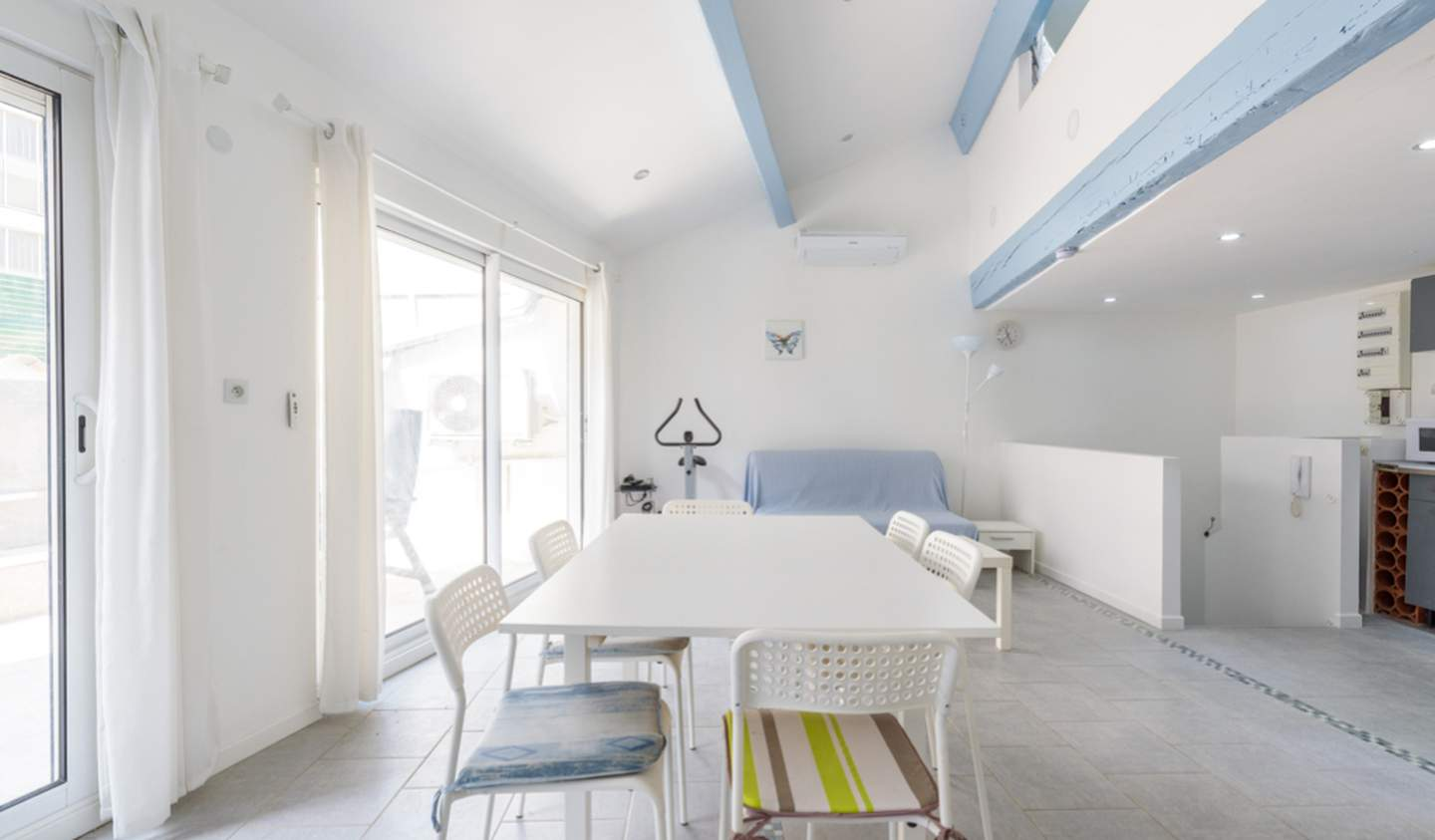Apartment with terrace Marseille 5th