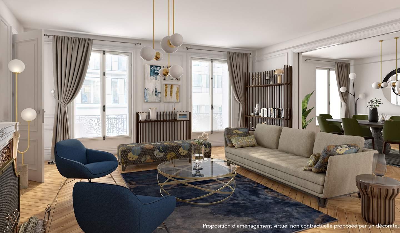 Apartment Paris 17th