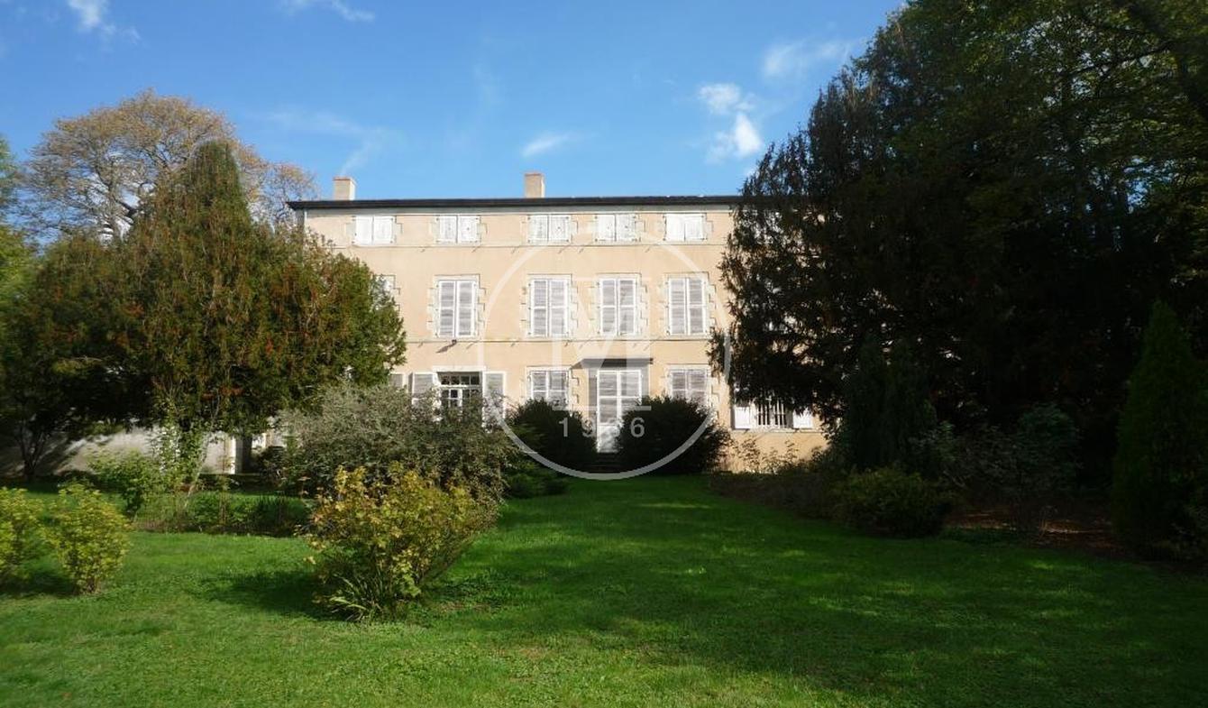 Maison avec terrasse Billom
