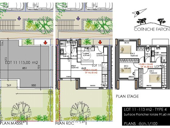 Vente maison 4 pièces 88,6 m2