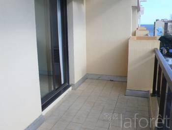Appartement 2 pièces 25,36 m2