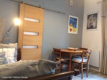 Appartement meublé 2 pièces 23,47 m2