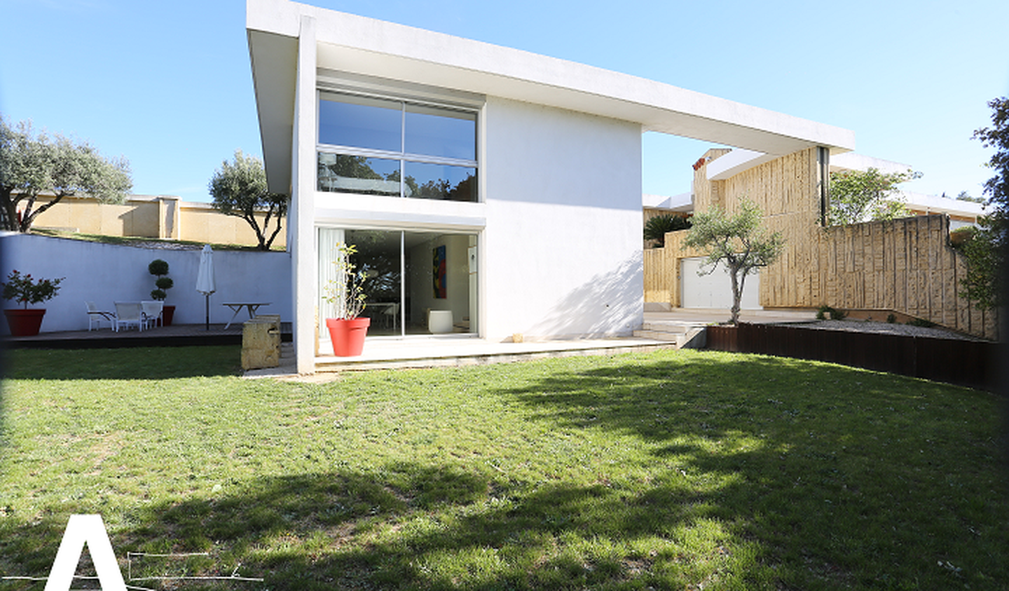 Maison contemporaine Arles