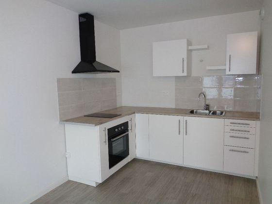 Location appartement 2 pièces 45,21 m2 à Strasbourg