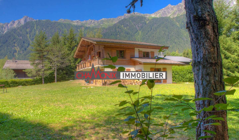 House with terrace Chamonix-Mont-Blanc