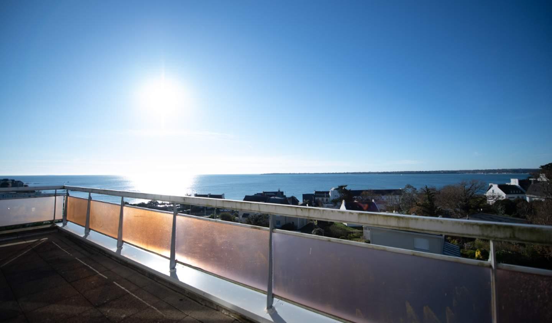 Appartement avec terrasse Concarneau