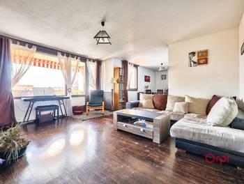 Appartement 5 pièces 109,16 m2