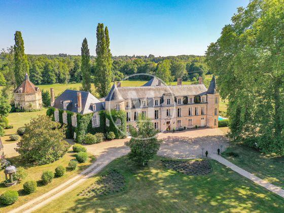 Vente château 17 pièces 1000 m2