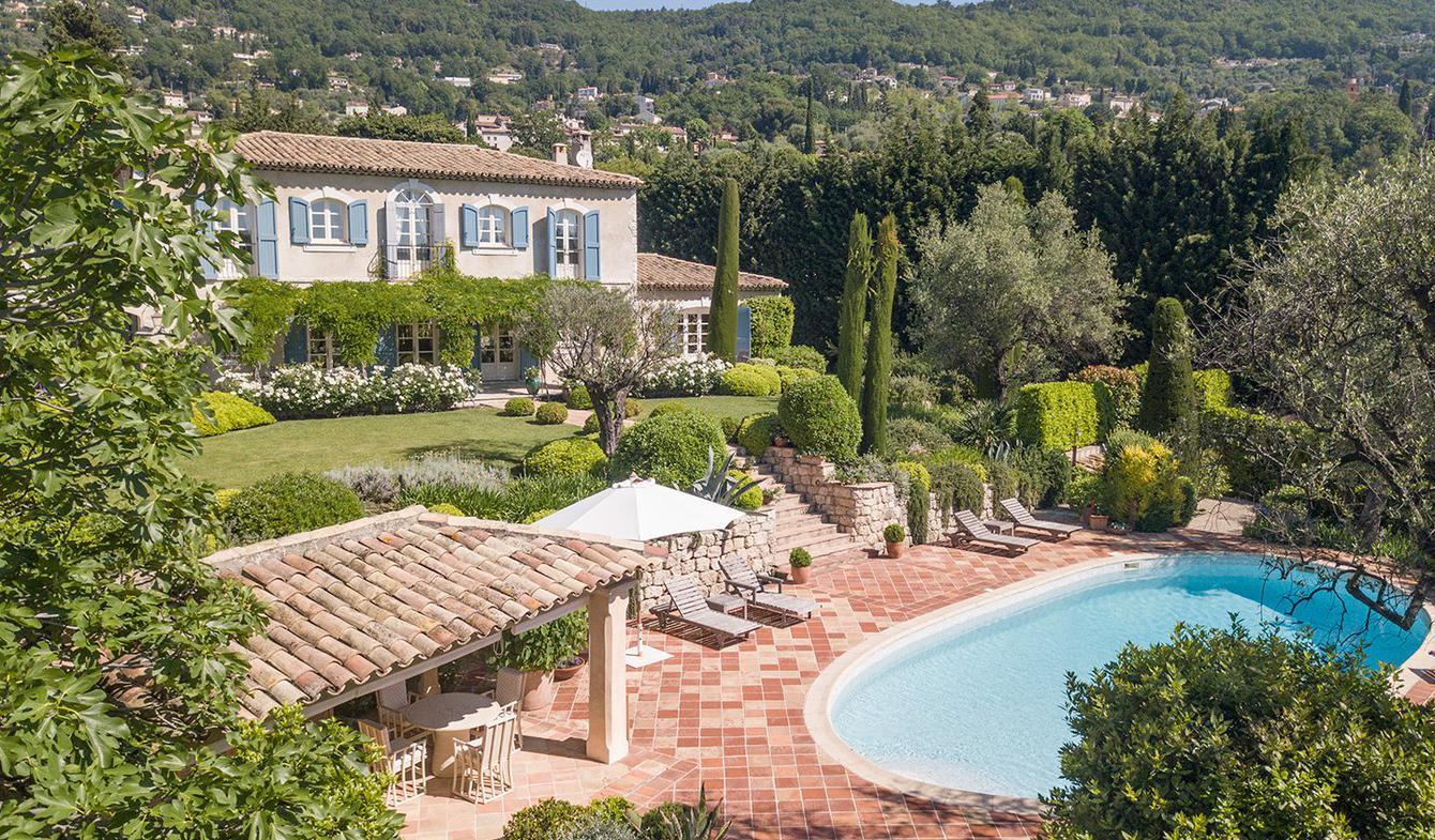 Villa avec piscine Magagnosc