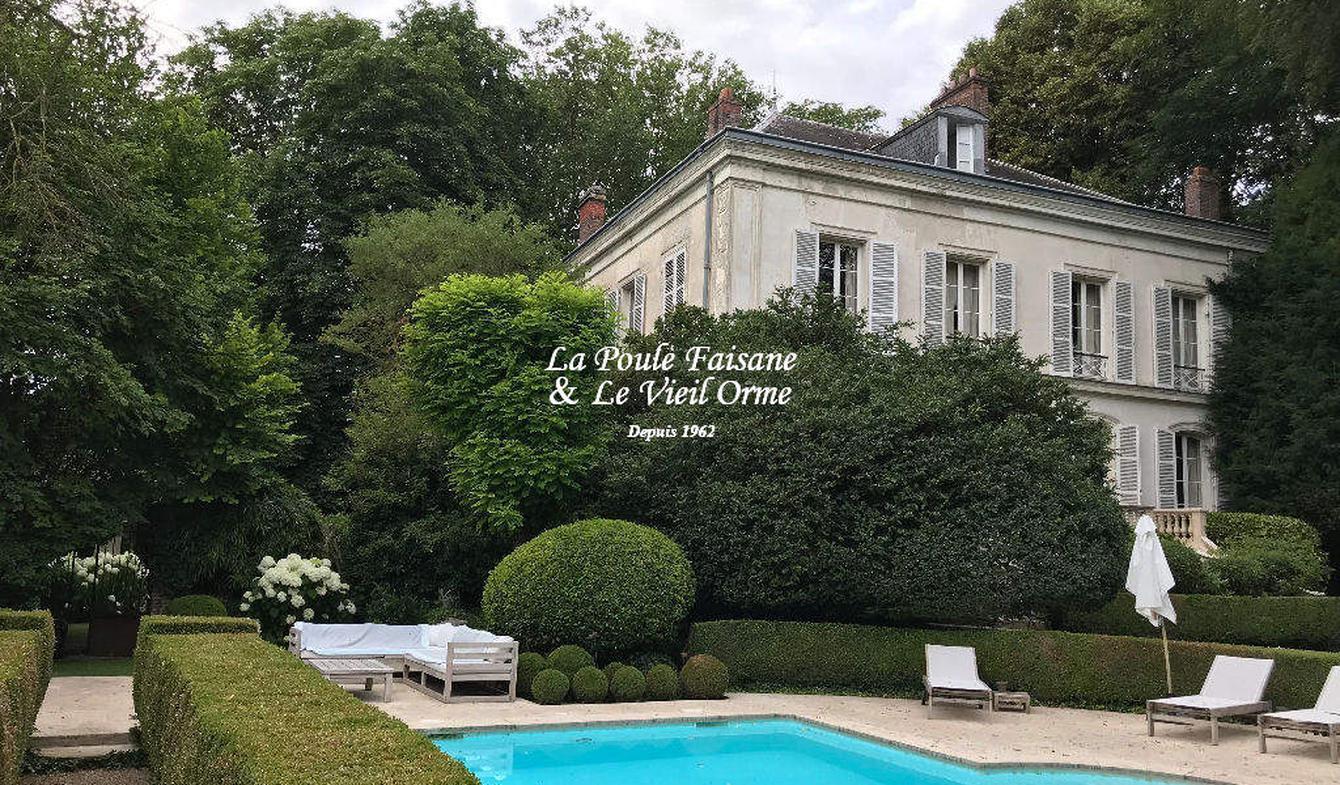 Propriété avec piscine Montfort-l'Amaury